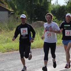 IV Mulgi maraton - Janar Pähn (23), Ain Uustare (25), Ergo Meier (29)