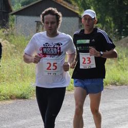 IV Mulgi maraton - Janar Pähn (23), Ain Uustare (25)