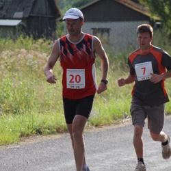 IV Mulgi maraton - Peeter Oranen (7), Erkki Etverk (20)