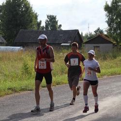 IV Mulgi maraton - Peeter Oranen (7), Erkki Etverk (20), Mari Boikov (24)
