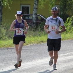 IV Mulgi maraton - Helle Hallik (22), Renno Nurmela (32)