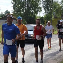 IV Mulgi maraton - Jevgeni Hafizov (10), Meelis Atonen (14), Ingmar Pärtelpoeg (15)