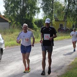IV Mulgi maraton - Jevgeni Hafizov (10), Ingmar Pärtelpoeg (15)