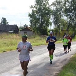 IV Mulgi maraton - Serafim Lapõnin (27), Tiina Kapten (36)