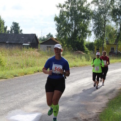IV Mulgi maraton - Annika Pang (2), Tiina Kapten (36)