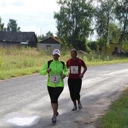 IV Mulgi maraton - Annika Pang (2), Viia Kaldam (6)