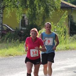 IV Mulgi maraton - Kaido Pantalon (9), Leili Teeväli (34)