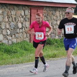 IV Mulgi maraton - Rein Pärn (13), Leili Teeväli (34)
