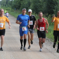 IV Mulgi maraton - Martin Herem (3), Meelis Atonen (14), Ingmar Pärtelpoeg (15), Margus Sepp (21), Paavo Nael (35)