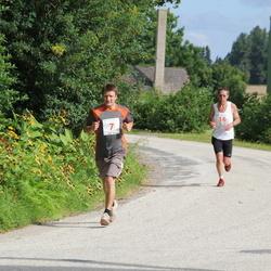 IV Mulgi maraton - Peeter Oranen (7), Jüri Siht (16)