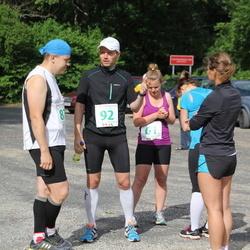 IV Mulgi maraton - Liis Andresen (61), Olav Mets (87), Gery Einberg (92)