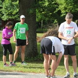 IV Mulgi maraton - Pille Kaisel (66), Kaarel Kaisel (67), Ülo Urb (72)