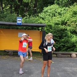IV Mulgi maraton - Meelis Kokk (74), Karin Redi (88)
