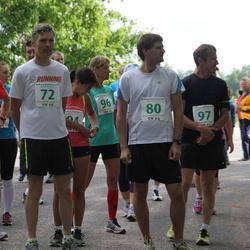 IV Mulgi maraton - Ülo Urb (72), Meelis Kokk (74), Jaanus Urb (80), Maren Aab (82), Elin Ilves (96), Tõnu Ilves (97)