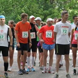 IV Mulgi maraton - Ülo Urb (72), Meelis Kokk (74), Romet Ain (79), Jaanus Urb (80), Olav Mets (87), Gery Einberg (92)