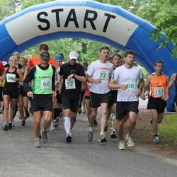 IV Mulgi maraton - Raivo Meier (68), Mikk Medijainen (71), Ülo Urb (72), Jaanus Urb (80), Gery Einberg (92), Urmas Põldre (95), Liisi Järve (98), Vjatseslav Koselev (157)
