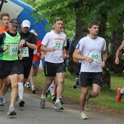 IV Mulgi maraton - Raivo Meier (68), Ülo Urb (72), Jaanus Urb (80), Urmas Põldre (95)