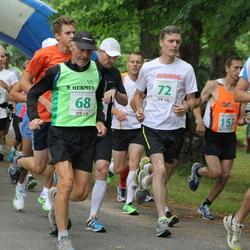 IV Mulgi maraton - Raivo Meier (68), Mikk Medijainen (71), Ülo Urb (72), Kristina Soosaar (73), Jaanus Urb (80), Vjatseslav Koselev (157)