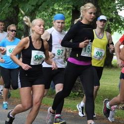 IV Mulgi maraton - Olav Mets (87), Risto Lass (90), Kitty Kubo (94), Liisi Järve (98), Kristi Krull (154)