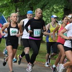 IV Mulgi maraton - Kristina Soosaar (73), Liisi Järve (98), Kristi Krull (154)