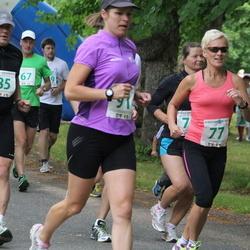 IV Mulgi maraton - Kaarel Kaisel (67), Margit Kängsep (77), Rudolf Jeeser (85), Jaanika Kindlam (91)