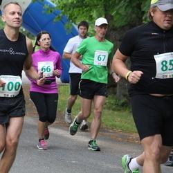 IV Mulgi maraton - Pille Kaisel (66), Kaarel Kaisel (67), Rudolf Jeeser (85)