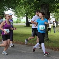 IV Mulgi maraton - Liis Andresen (61), Nele Andresen (62)