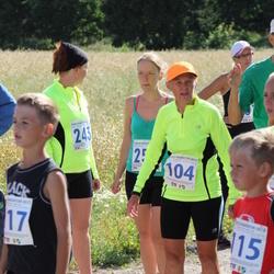 IV Mulgi maraton - Eve Varik (104), Morten Siht (115), Tiina Pertelson (243)