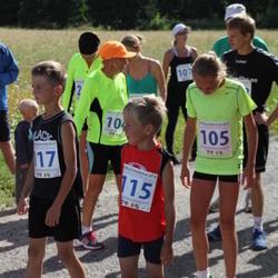 IV Mulgi maraton - Liis Grete Atonen (105), Morten Siht (115), Andreas Hantson (117)