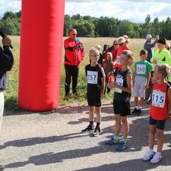 IV Mulgi maraton - Eve Varik (104), Kalle Koop (110), Morten Siht (115), Andre Ivanov (257), Reinis Feldmanis (260)