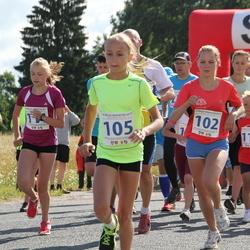 IV Mulgi maraton - Kelina Lillemets (102), Liis Grete Atonen (105), Morten Siht (115)