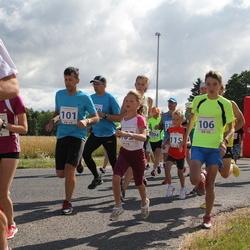 IV Mulgi maraton - Kalle Lillemets (101), Hans Erik Atonen (106), Morten Siht (115)