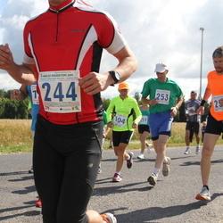 IV Mulgi maraton - Eve Varik (104), Andrus Treiberg (244), Aigars Feldmanis (253)