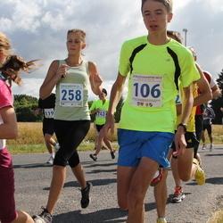 IV Mulgi maraton - Hans Erik Atonen (106), Desiree Reva (258)