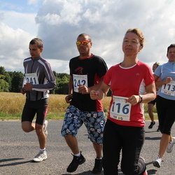 IV Mulgi maraton - Lola Belous (113), Aivo Einsoo (241), Aarne Küper (242), Talvi Maasepp (259)