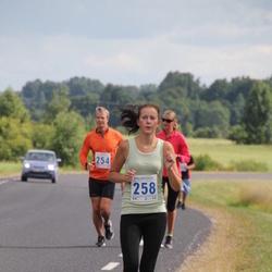 IV Mulgi maraton - Tormi Leinart (254), Desiree Reva (258)