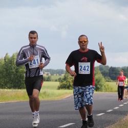 IV Mulgi maraton - Aivo Einsoo (241), Aarne Küper (242)