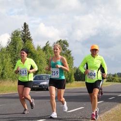 IV Mulgi maraton - Eve Varik (104), Tiina Pertelson (243), Talvi Maasepp (259)