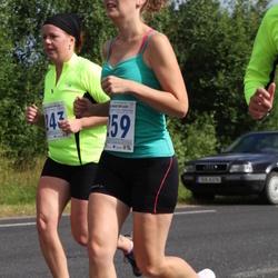 IV Mulgi maraton - Tiina Pertelson (243), Talvi Maasepp (259)
