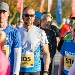 45. Saaremaa kolme päeva jooks - Ülar Jürviste (105), Kaspar Grauen (105)