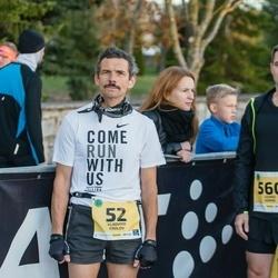 45. Saaremaa kolme päeva jooks - Vladimir Frolov (52), Kaspar Linde (52)