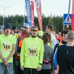 45. Saaremaa kolme päeva jooks - Paul Kolk (128), Birgit Veldi (128), Renee Kulbas (164)