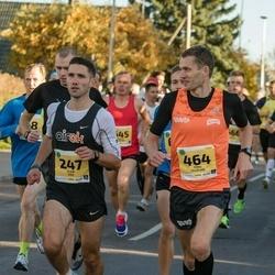 45. Saaremaa kolme päeva jooks - Ülari Kais (247), Tõnu Lillelaid (464)