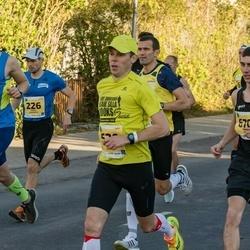 45. Saaremaa kolme päeva jooks - Ranno Erala (526), Raigo Saar (648)