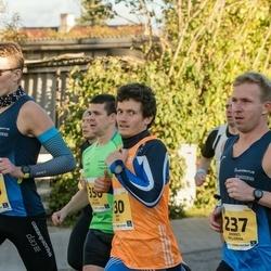 45. Saaremaa kolme päeva jooks - Jaan Õun (130), Katriin Aksalu (130), Andres Hellerma (237), Rain Seepõld (486)