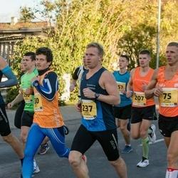 45. Saaremaa kolme päeva jooks - Urmo Kallakas (75), Kaur Kannel (75), Jaan Õun (130), Katriin Aksalu (130), Andres Hellerma (237)