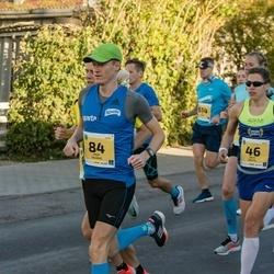 45. Saaremaa kolme päeva jooks - Peep Jalakas (84), Emili Leemet (84)