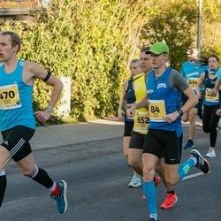45. Saaremaa kolme päeva jooks - Peep Jalakas (84), Emili Leemet (84), Andres Ehala (470)