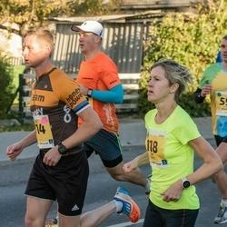 45. Saaremaa kolme päeva jooks - Alec Nyiri (114), Liise Lillelaid (114), Eve Talts (118), Kätleen Kliimand (118)