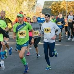 45. Saaremaa kolme päeva jooks - Mart Norman (404), Andres Lelov (630)